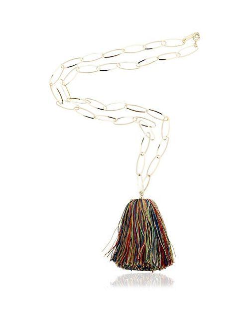 Isabel Marant | Многоцветный Guru Tassel Chain Necklace