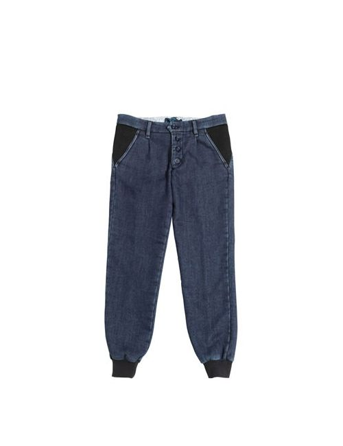 Myths | Синий Cotton Denim Effect Pants
