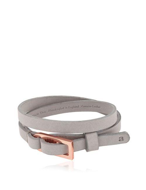 Alice Made This | Серый Edwin Leather Bracelet