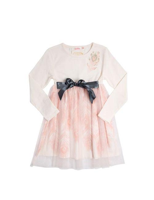 Billieblush | Розовый Cotton Jersey Tulle Dress