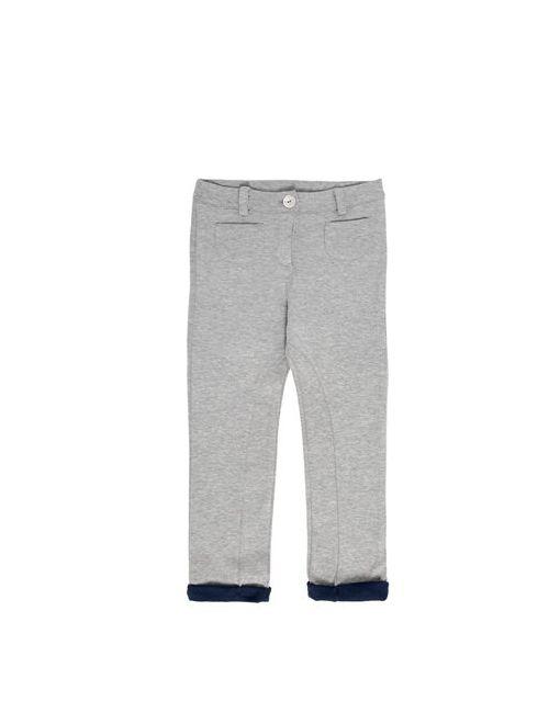 Così Com'È | Серый Double Cotton Jersey Jogging Pants