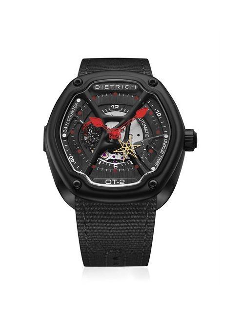 Dietrich   Чёрный Otime-2 Watch
