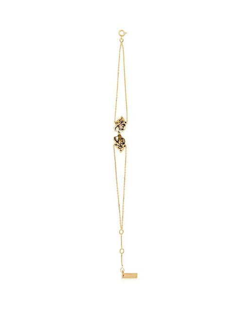 Kenzo | Золотой Tassel Tiger Bracelet