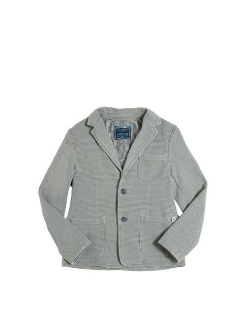 Myths | Серый Woven Cotton Jacket