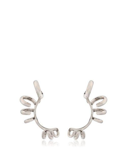 Schield | Серебристый Bunga Bunga Ear Cuffs
