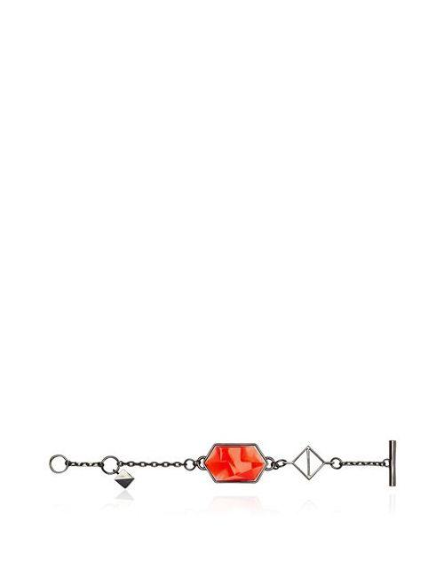 NOCTURNE | Чёрный Lygia Orange Bracelet