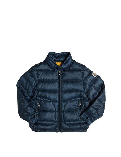 Moncler | Acorus Imprime Printed Nylon Down Jacket