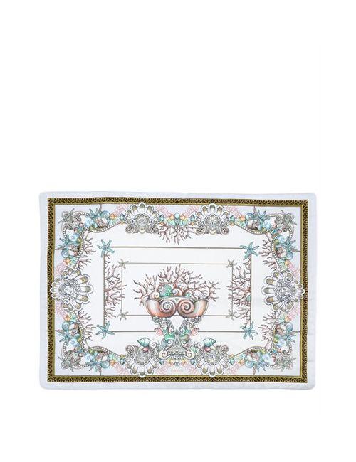 Versace | Белый Les Étoiles De La Mer Printed Placemat