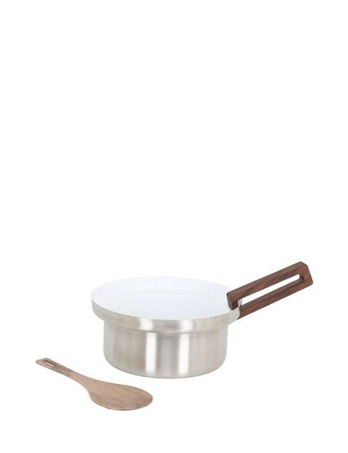 KNINDUSTRIE | Белый Whtiepot 26cm Pot With Handle Spoon