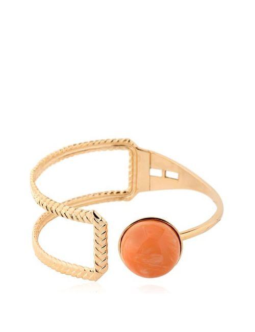 Eshvi   Золотой Braid Necklace