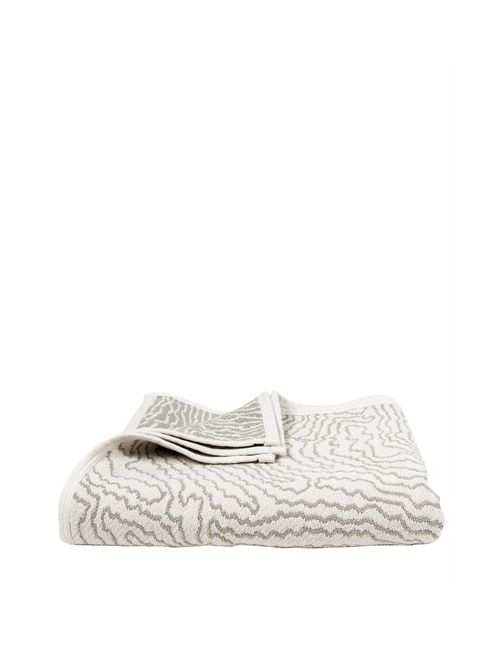 ZIGZAGZURICH | Серый Coopdps Earth Cotton Jacquard Blanket