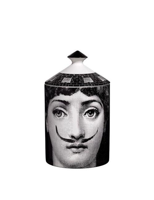 FORNASETTI | Чёрный Le Femme Aux Moustaches Scented Candle