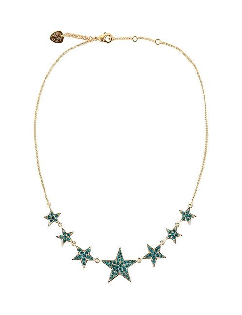 Schield | Золотой Little Stars Necklace