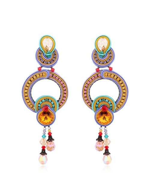 DORI CSENGERI | Multi Happy Earrings