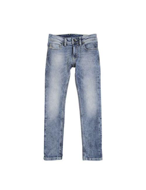 Diesel Kids | Denim Skinny Fit Washed Stretch Jeans
