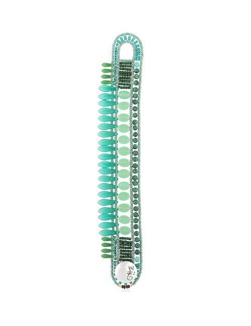 ZIIO | Зелёный Mistinguett Beaded Bracelet