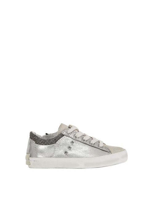 Crime | Золотой Metallic Leather Sneakers