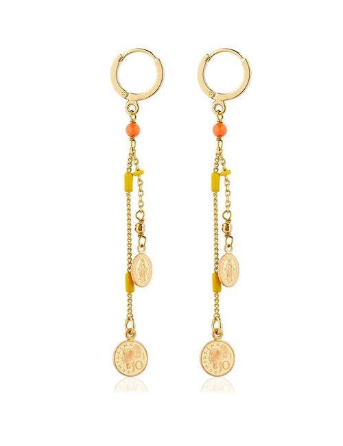 Isabel Marant | Золотой Casablanca Earrings