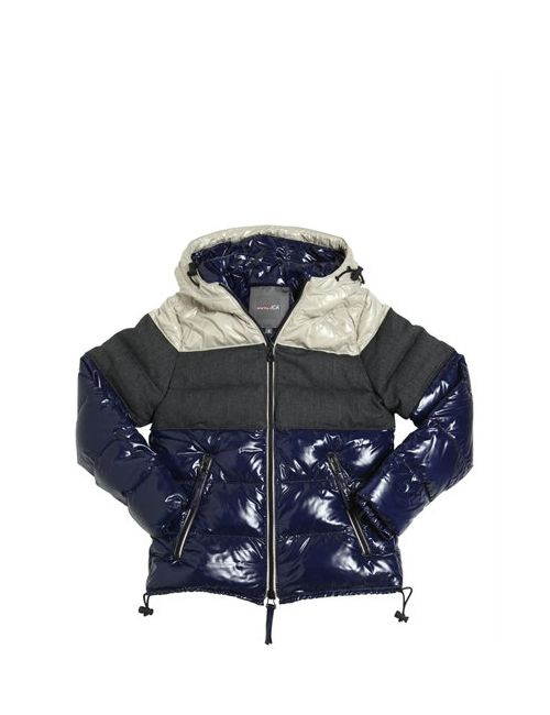 Duvetica | Серый Nylon Flannel Down Jacket