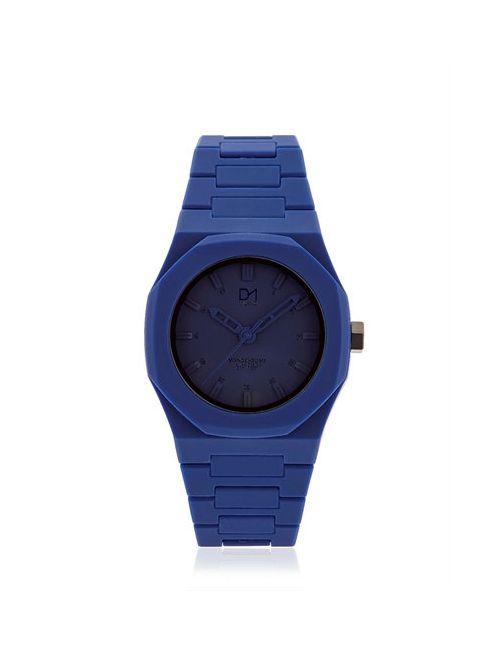 D1 MILANO | Синий Monochrome Navy Mo 04 Watch