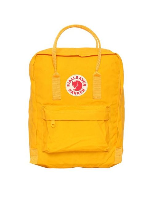 Fjallraven | Желтый 7l Kanken Mini Nylon Backpack