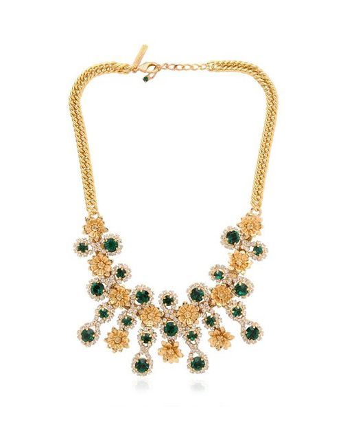 MERCANTIA | Золотой Lux Necklace