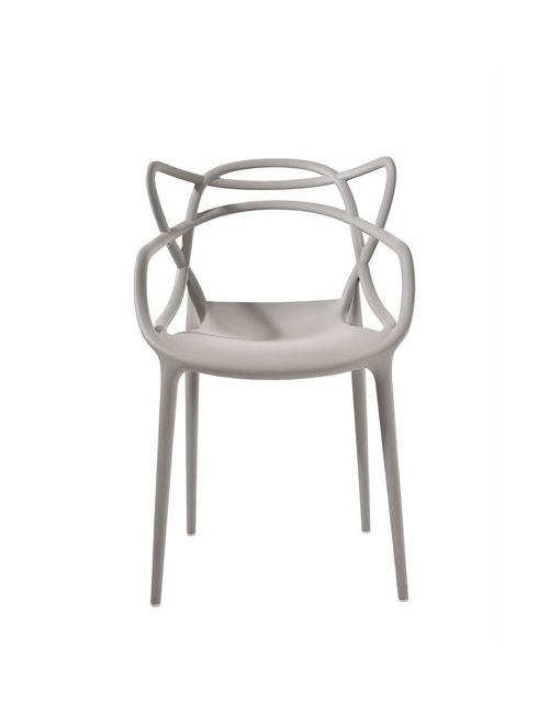 Kartell | Серый Masters Set Of 2 Chairs