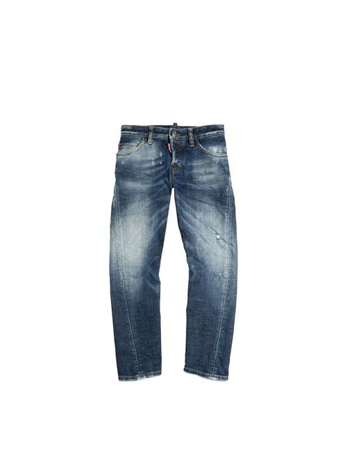 Dsquared2 | Denim Faded Stretch Jeans