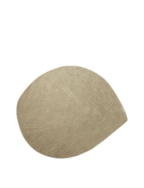 NANIMARQUINA | Зелёный Quill M Wool Rug