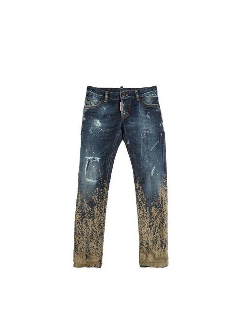 Dsquared2 | Denim Muddy Stretch Jeans