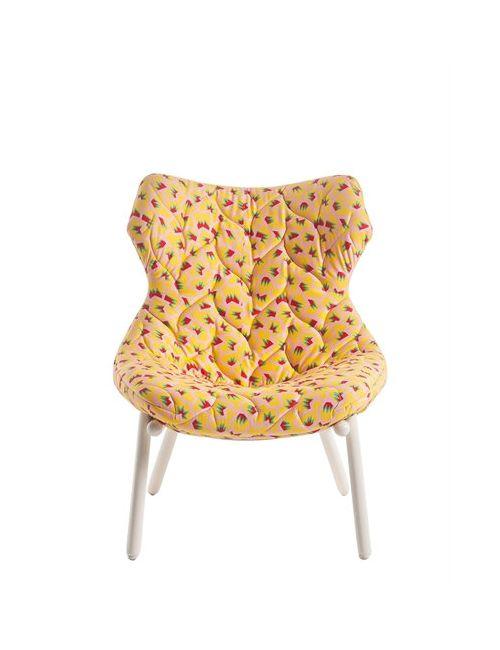 Kartell | Желтый Foliage Burundi Chair