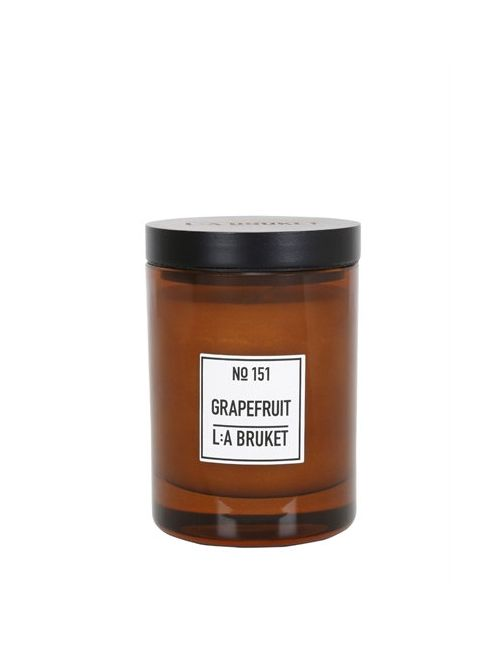 LA BRUKET | Оранжевый 151 Grapefruit Scented Candle