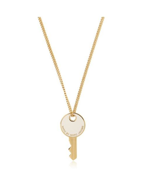 Marc by Marc Jacobs | Золотой Enameled Brass Key Pendant Necklace