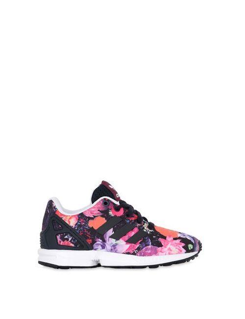 adidas Originals   Многоцветный Flax Floral Printed Neoprene Sneakers