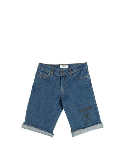 Moschino | Stretch Light Cotton Shorts