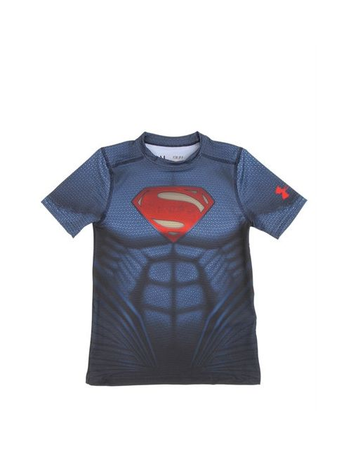Under Armour | Красный Alter Ego Superman T-Shirt
