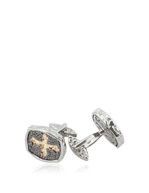 HELLMUTH | Чёрный Rock N Roll Cufflinks