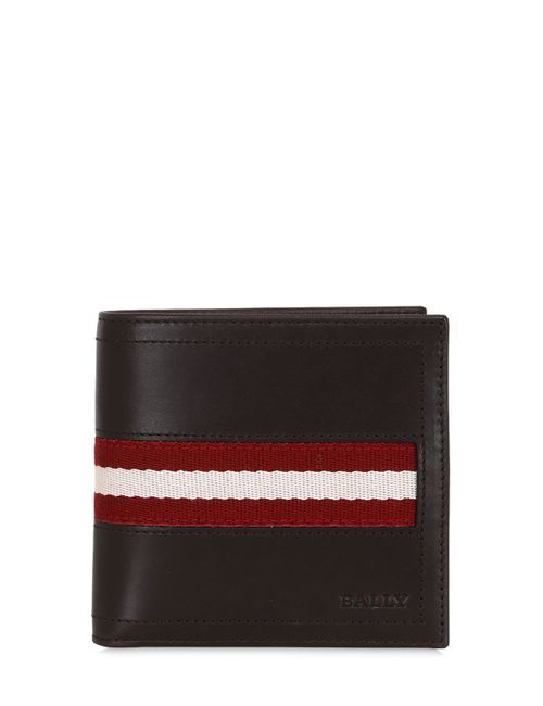 Bally | Tye Leather Wallet With Coin Pocket