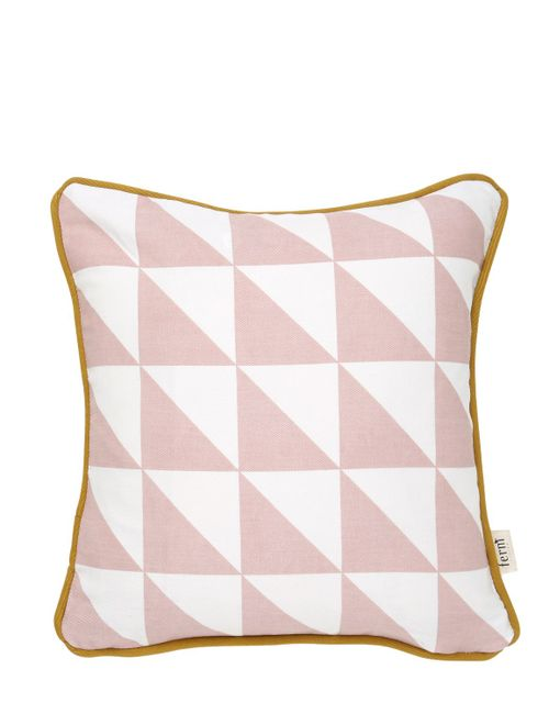 FERM LIVING | Многоцветный Little Geometric Accent Pillow
