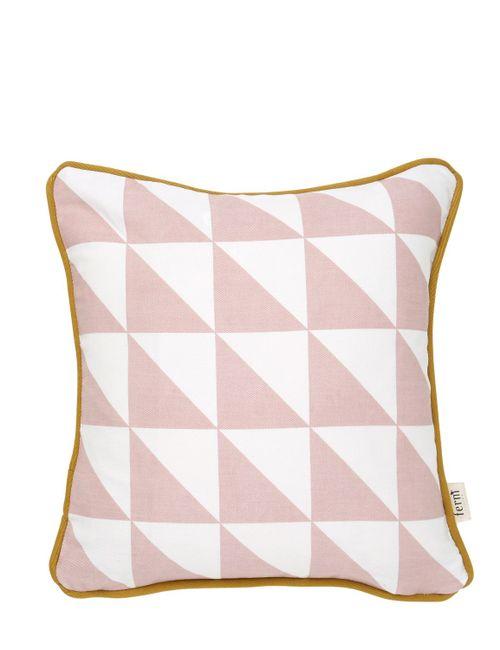 FERM LIVING | Многоцветный Little Geometric Accent Pillow