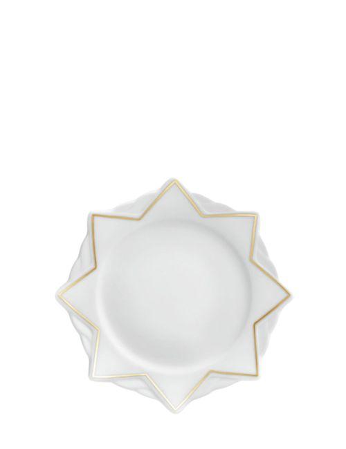FURSTENBERG 1747 | Белый Schloss Procelain Bread Plate
