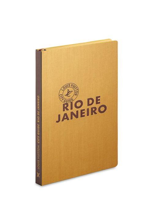 Louis Vuitton | Бежевый Rio De Janeiro City Guide Book