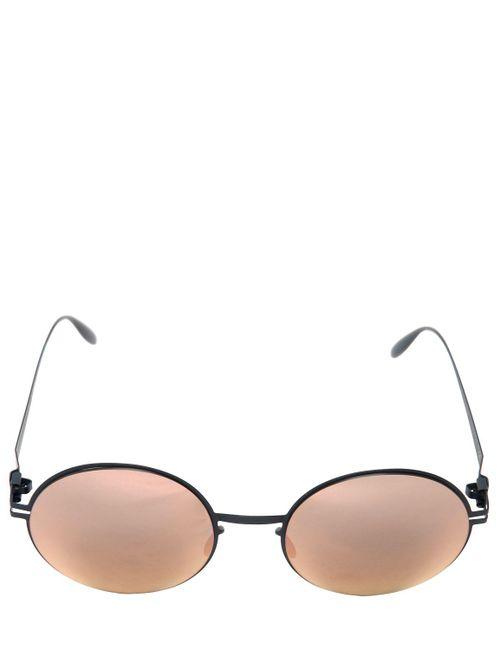 Mykita | Navy Bernard Vilhelm Round Sunglasses