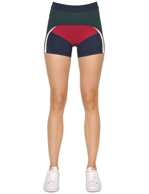 No Ka 'Oi   Красный Haku Microfiber Active Shorts