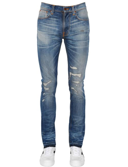 Nudie Jeans Co | Синий 16.5cm Lean Dean Replica Denim Jeans