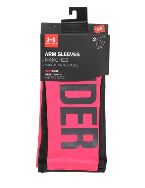 Under Armour   Розовый Compression Arm Sleeves