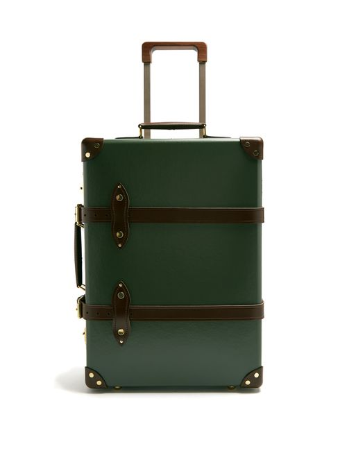 Globe-Trotter | Хаки Centenary 20 Suitcase