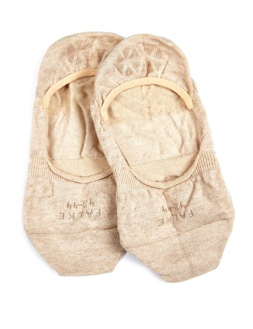 Falke | Мужское Camel Step Cotton-Blend Liner Socks