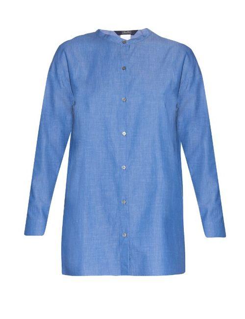'S Max Mara | Женское Синий Oncia Shirt