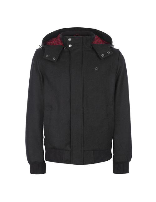 Merc London | Мужская Чёрная Куртка Baron